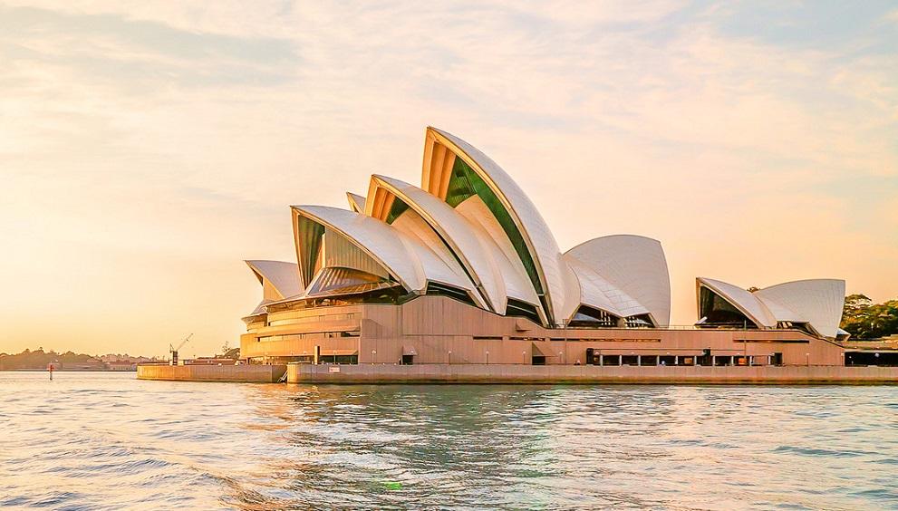 Австралия, Сидней, Опера