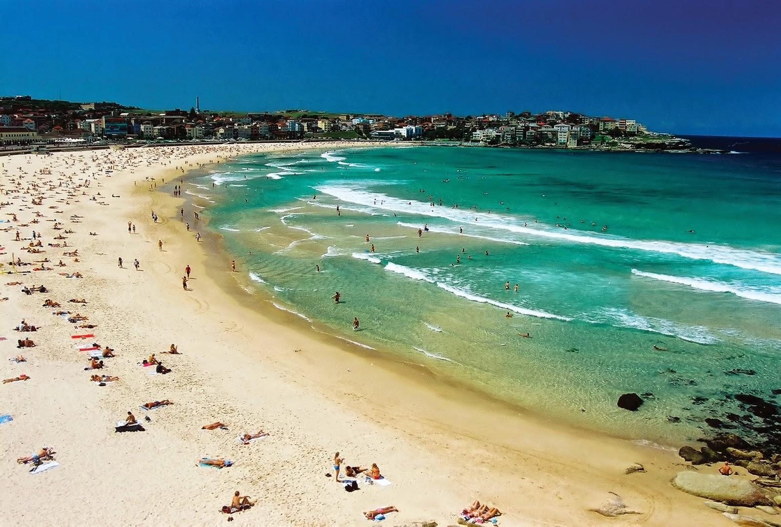 Австралия, Сидней, Bondi Beach