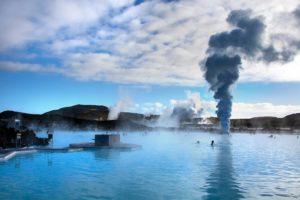 Исландия, Рейкьявик, Голубая лагуна