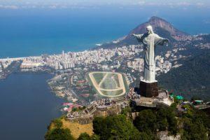 Бразилия, Рио-де-Жанейро, Статуя Христа