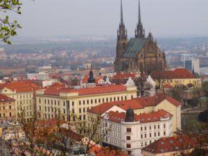 Чехия, Брно