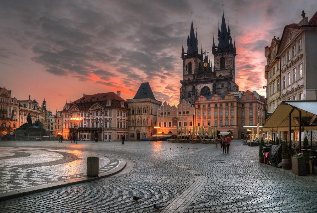 Чехия, Прага