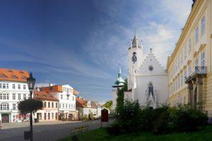 Чехия, Теплице