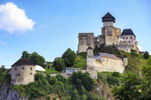 Чехия, Тренчин