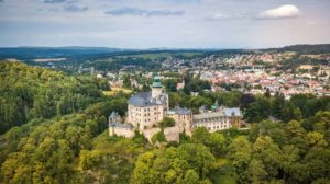 Чехия, замок Фритланд
