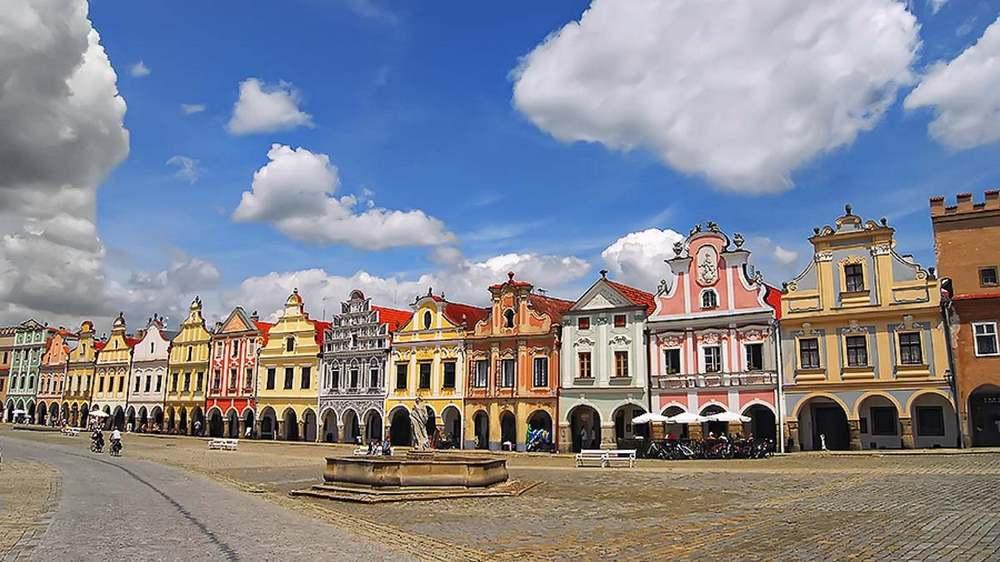 Чехия - Архитектура