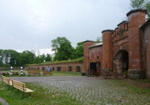 Калининград, форт Денхофф