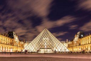 Франция, Париж, Лувр