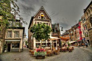 Германия, Ахен