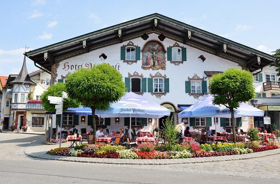 Германия, Обераммергау