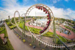 Германия, парк HEIDE PARK