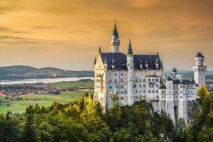 Германия, Замок Нойшванштайн