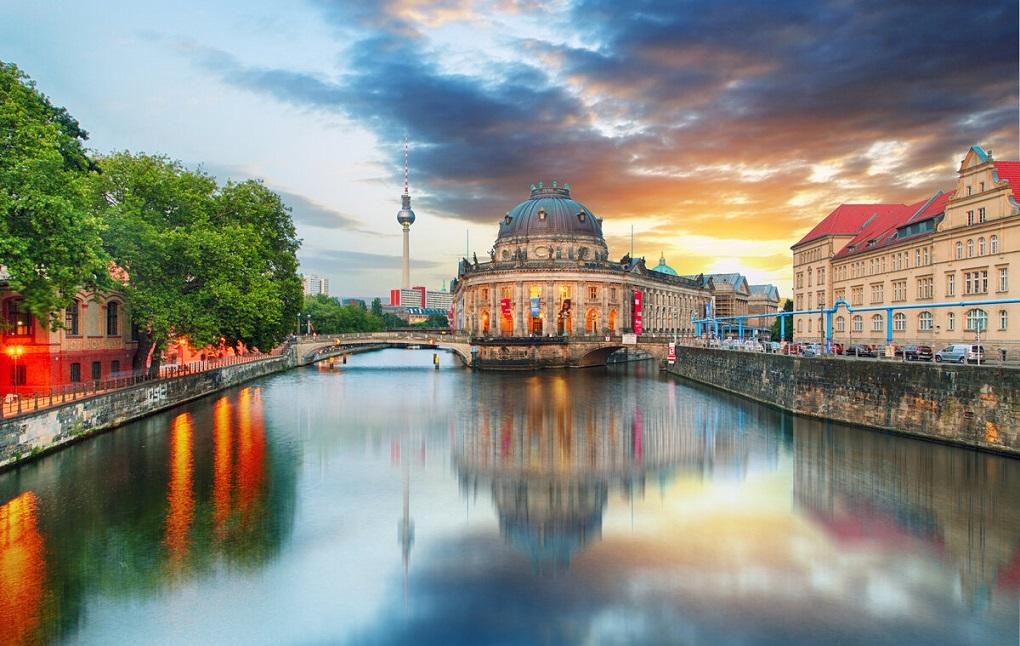 Германия,Берлин