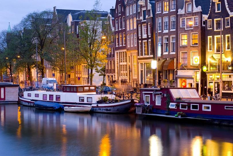 Голландия, Амстердам