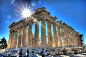 Греция, Афины, Парфенон