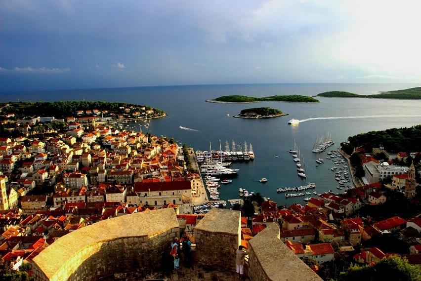 Хорватия, остров Хвар