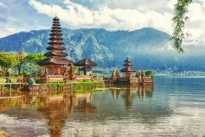 Индонезия, Бали, храм Пура Улун