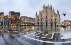 Италия, Милан, Дуомо