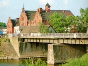 Калининградская область, замок Тапиау