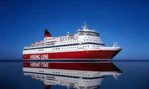 корабль Викинг Лайн