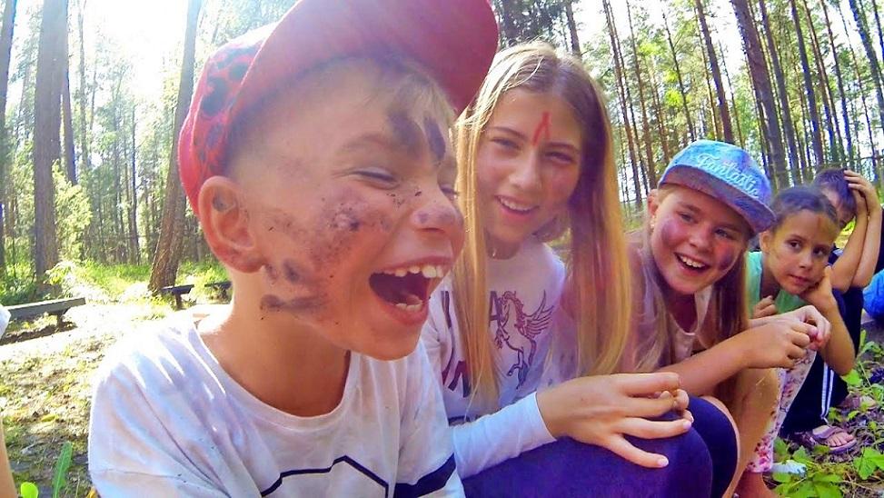 Литва, Паланга, Детский лагерь Mazasis genijus