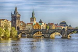 Чехия - Карлов мост