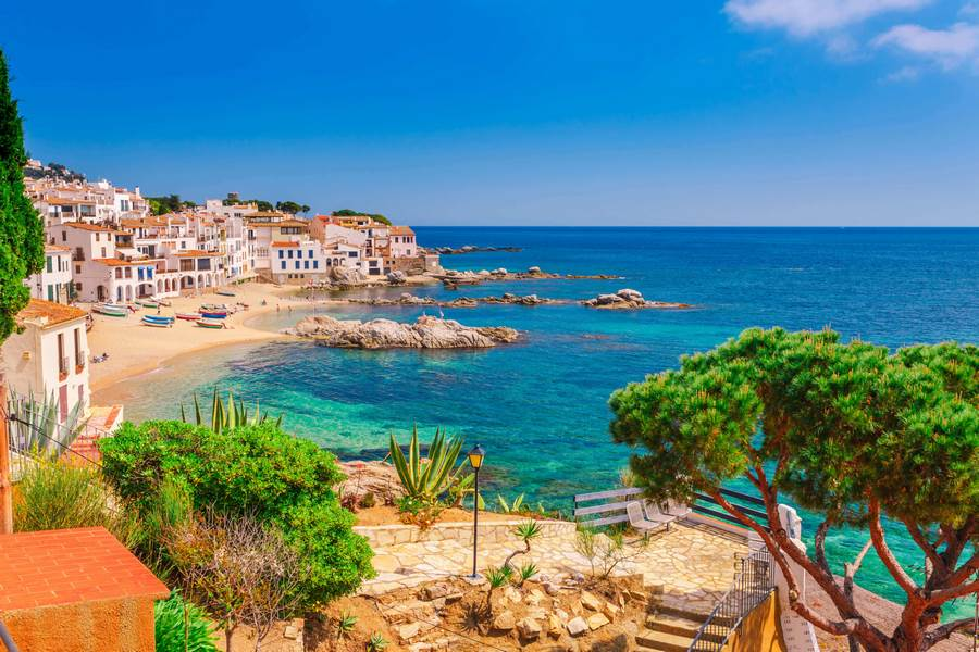 Испания - Пляж