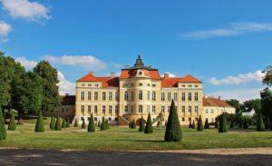 Польша, дворец Рогалин