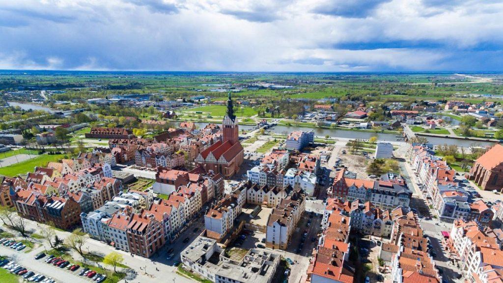Польша, Эльблонг