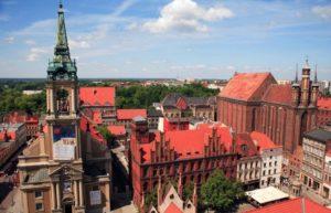 Польша, Торунь