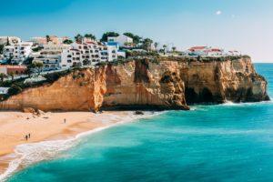 Португалия, побережье Алгарве