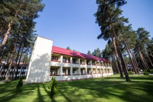 Санаторий Энергетик, Белоруссия