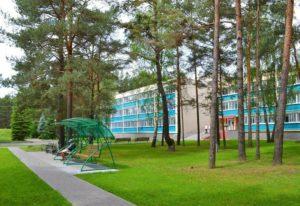 Санаторий Журавушка, Белоруссия