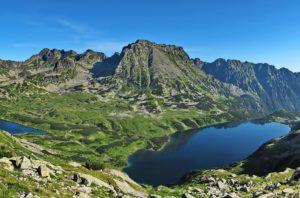 Словакия, Высокие Татры летом