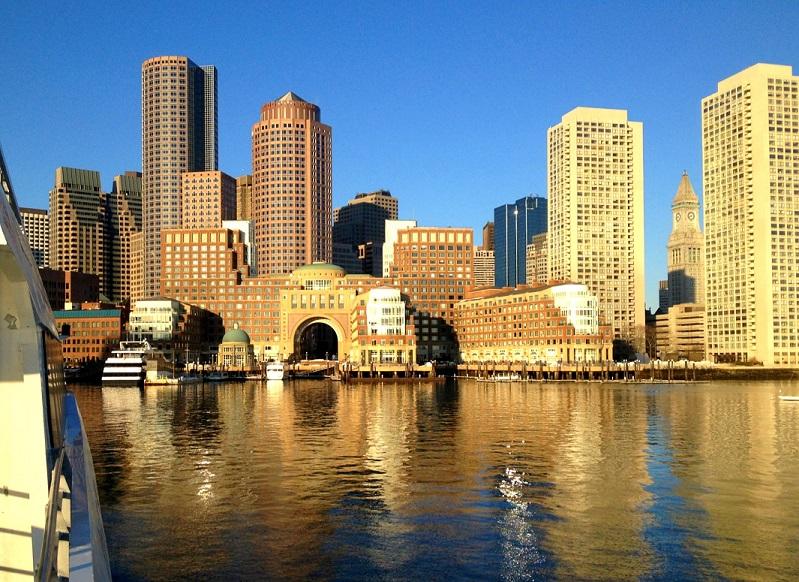 США, Бостон
