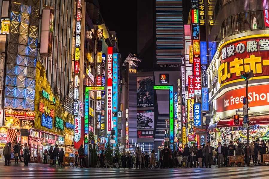 Япония - Токио