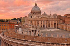 Ватикан, площадь Святого Петра