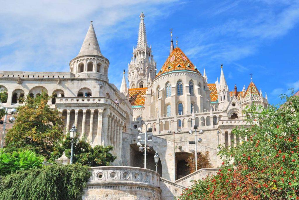 Венгрия, Будапешт, Рыбацкий Бастион