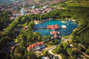 Венгрия, озеро Хевиз