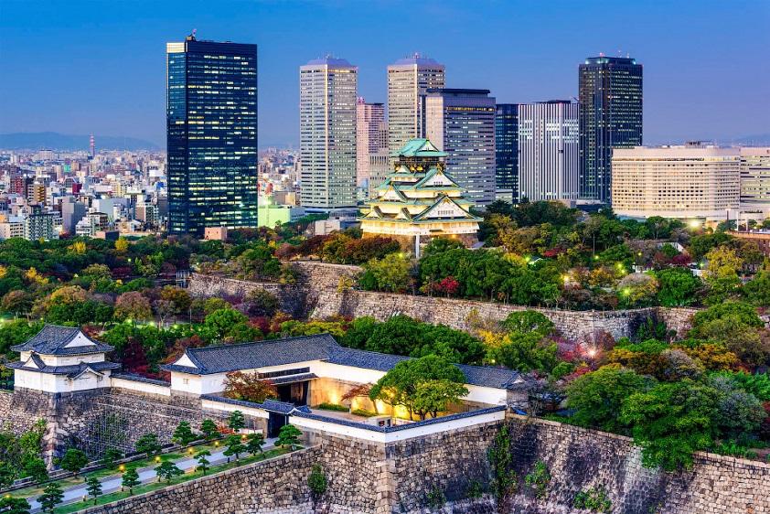 Япония, Осака