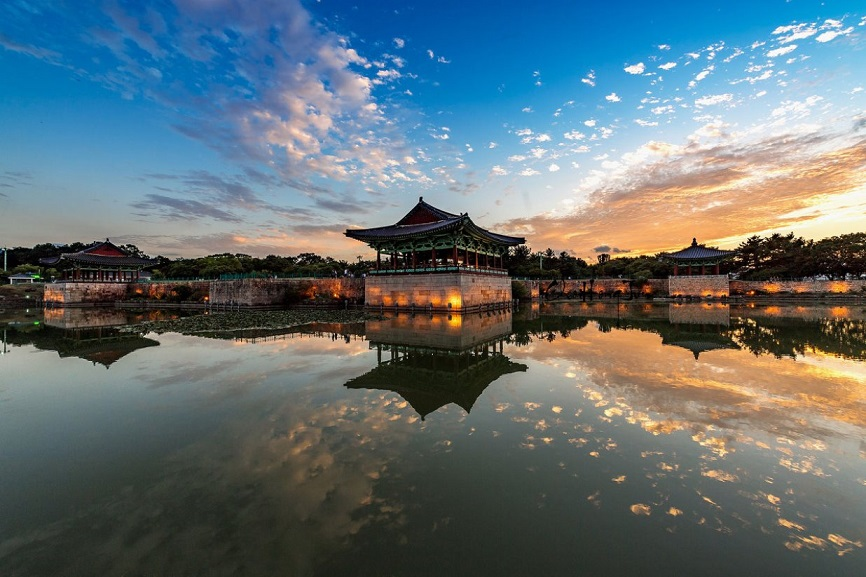 Южная Корея, Кенджу