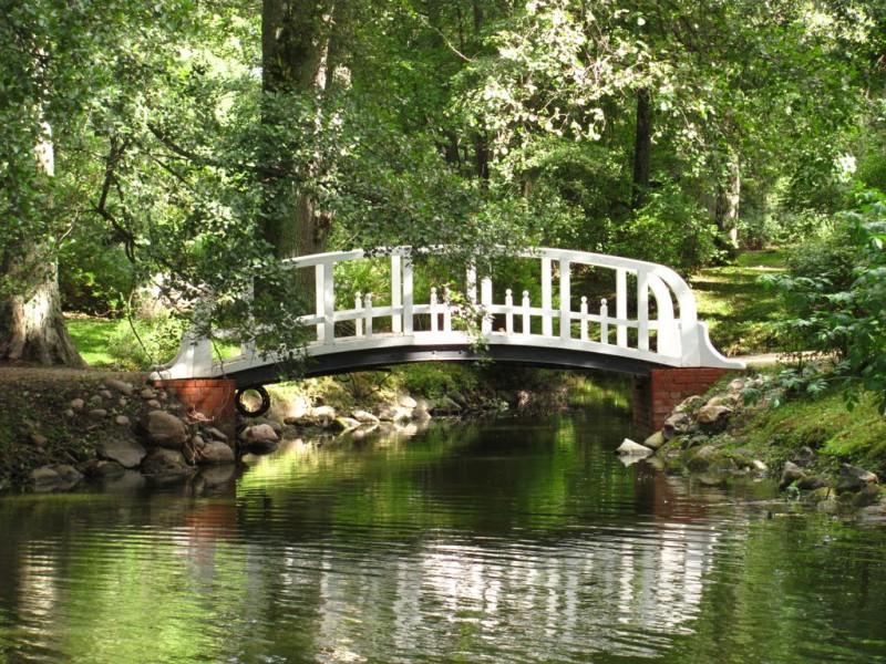 Ботанический сад, Паланга, Литва