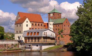 Польша, Дарлово, замок Поморских князей