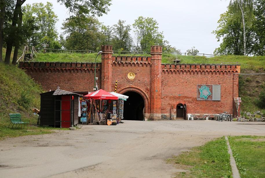 Польша, Гижицко, крепость Бойен