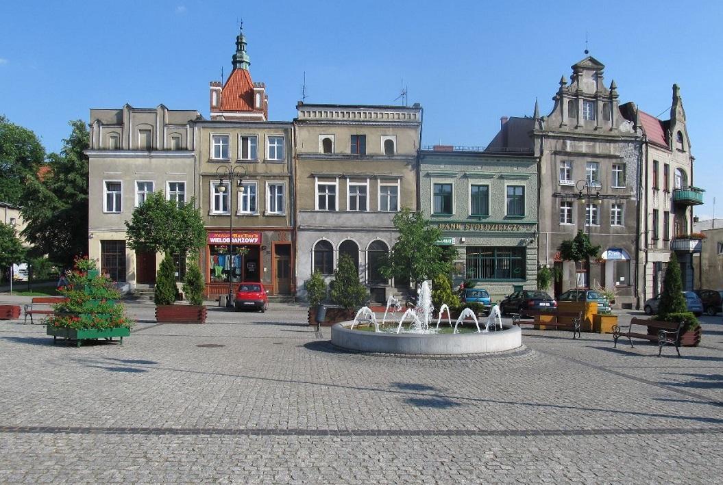 Польша, Голуб-Добжин