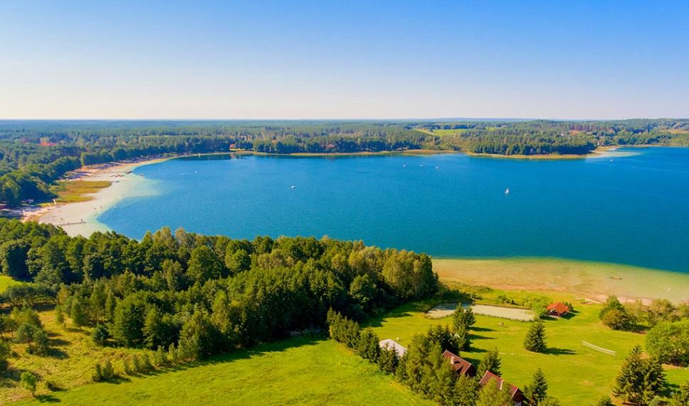 Польша, Вархалы, озеро Свейтано 1