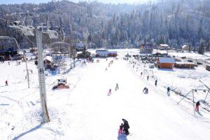 Польша, Висла, горнолыжный курорт