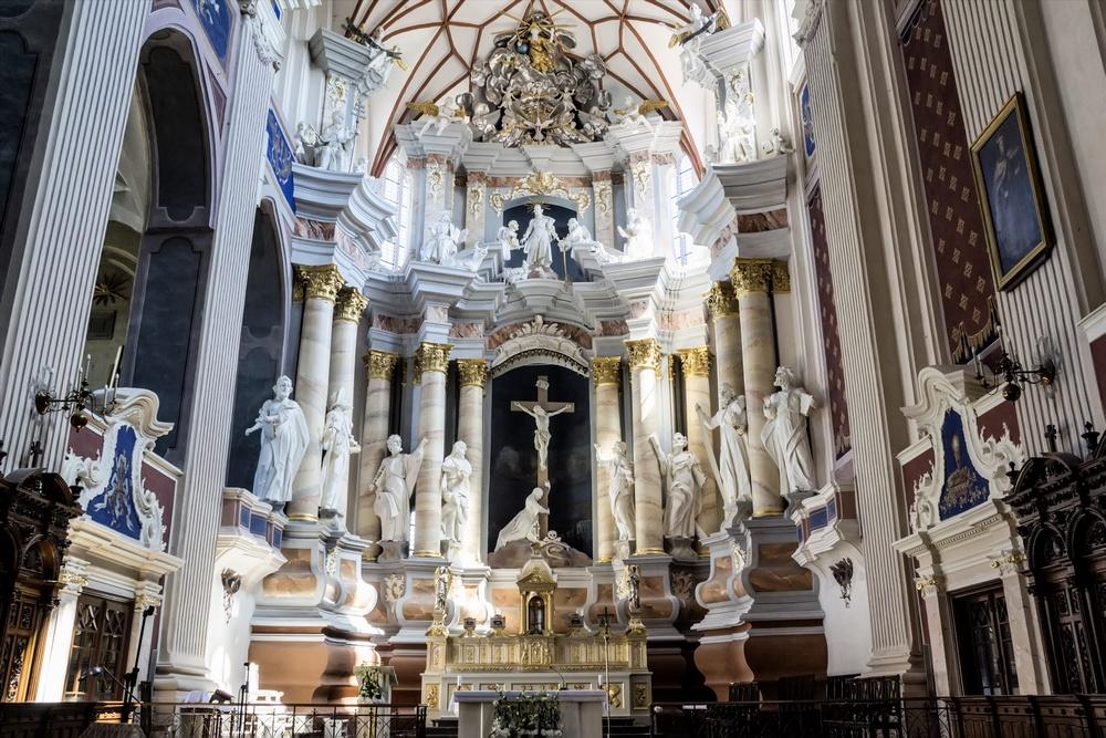 Собор святого Петра и Павла, Каунас, Литва