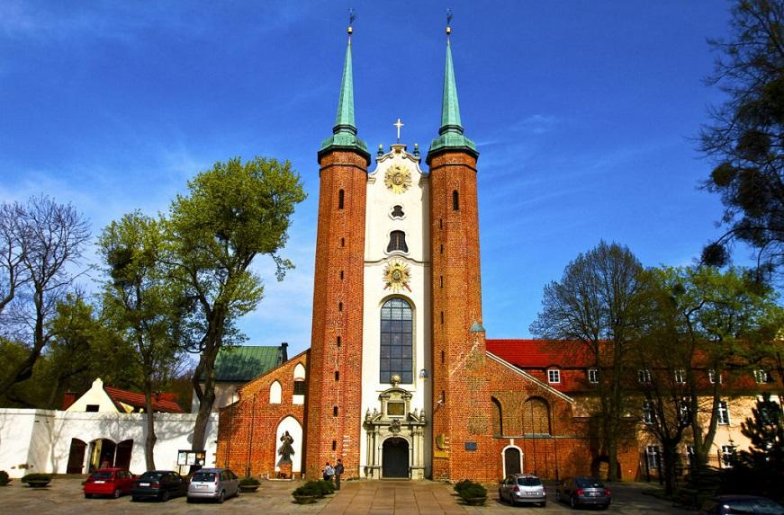 Польша, Кафедральный собор Оливы