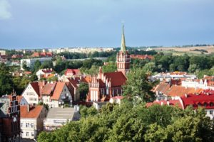 Польша, Кентшин